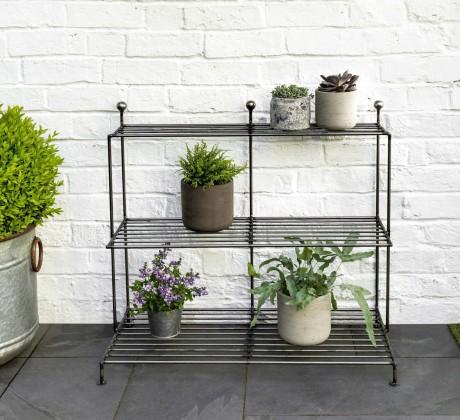 Metalen Plantenrek Voor Buiten Barrington