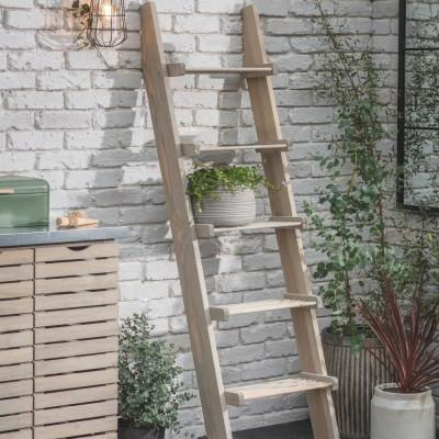 Decoratie Ladder Hout Aldsworth