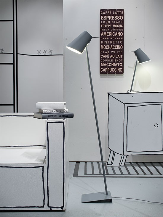 it 39 s about romi vloerlamp cardiff. Black Bedroom Furniture Sets. Home Design Ideas