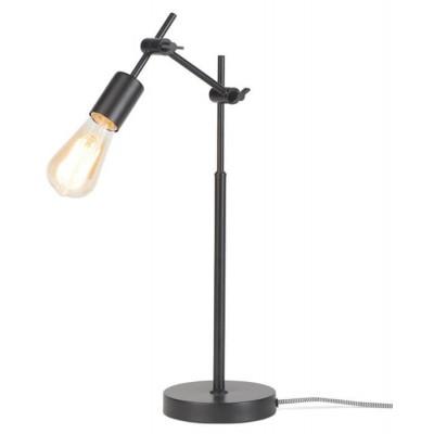 Industriele Metalen Tafellamp Sheffield