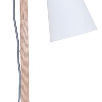 Tafellamp Hout Metaal 'Sydney'