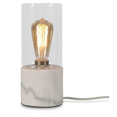 Tafellamp Marmer Glas Athens