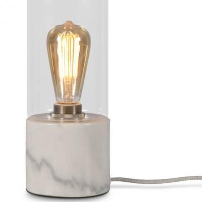 "Tafellamp Marmer Glas ""Athens"""
