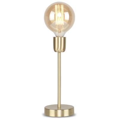 Tafellamp Messing Goud Cannes