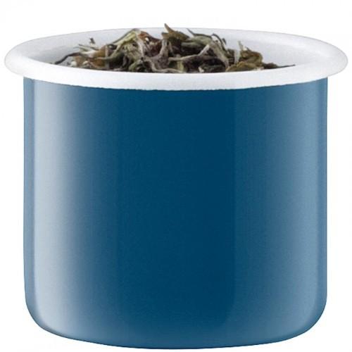 """L.S.A. Pot Met Deksel """"Utility"""" Blauw LS990809"""