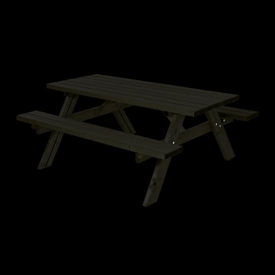 Zwarte Picknicktafel  18550-15