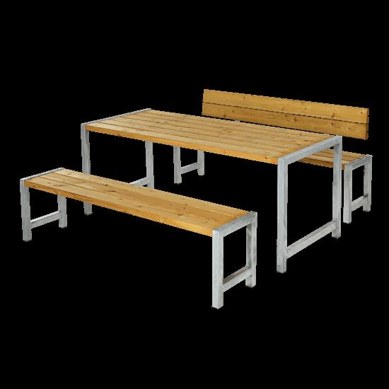 Picknickset Modern Lariks 1 Rugleuning 185401-3