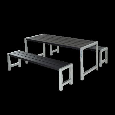 Picknickset Modern Zwart