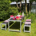 Picknickset Modern Zwart  185400-15