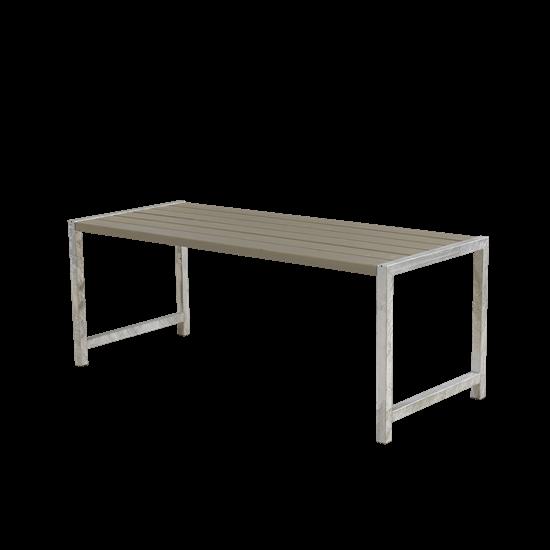 Picknicktafel Modern Grijs Bruin 185410-18
