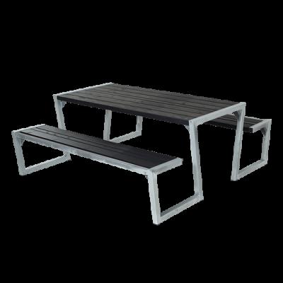 Picknicktafel Zigma Zwart