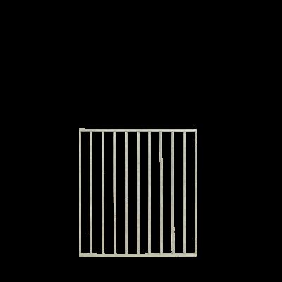 Spijlenhekwerk Staal 90 x 98 CM