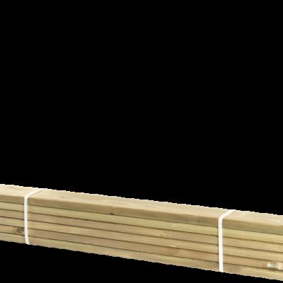 Geïmpregneerde Planken 6 Stuks - 120 CM