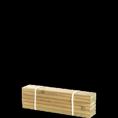 Geïmpregneerde Planken 6 Stuks - 60 CM