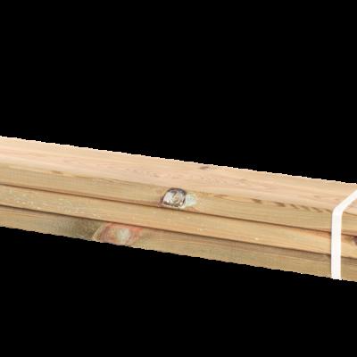 Lariks Planken 3 Stuks - 120 CM