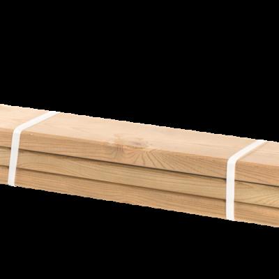 Lariks Planken 3 Stuks - 60 CM