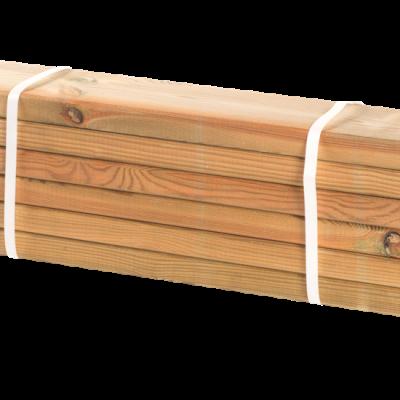 Lariks Planken 6 Stuks - 60 CM