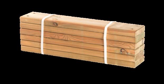 Lariks Planken 6 Stuks - 60 CM 17809-3
