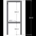 Zinken Oppottafel 17943-1 PRE-ORDER