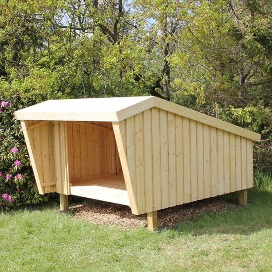 Daybed Buiten Shelter 16746-1