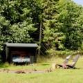 Daybed Buiten Shelter 167460-1