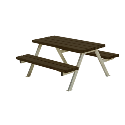 "Junior Picknicktafel ""Alpha"" Zwart"