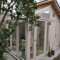 Tuinhuis Met Serre 18001