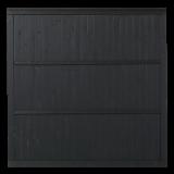 Zwart Houten Tuinscherm Atrium 180 x 180 CM