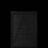 Zwart Houten Tuinpoort Osaka 100 x 136 CM