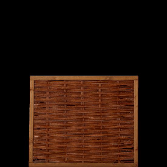 Wilgenscherm Met Frame 120 x 100 CM 35115-1