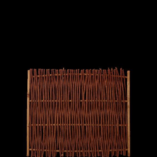 Wilgenscherm Schutting 120 x 100 CM 35305-1