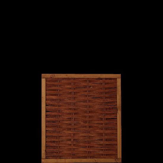 Wilgentenen Poort 90 x 100 CM 35215-1