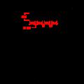 Zwart Houten Tuinscherm Sendai 180 x 140 CM 17443-15 PRE-ORDER
