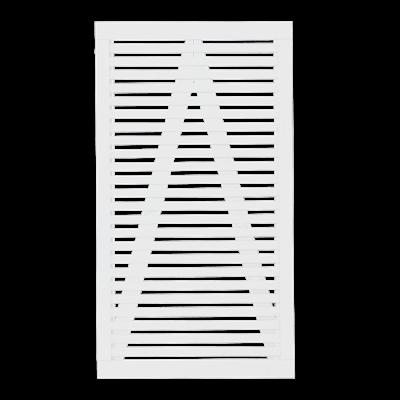 Witte Houten Tuindeur Tokyo 100 x 180 CM