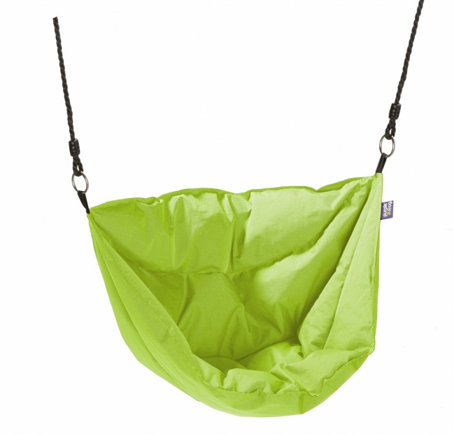 "Hangstoel Lime Groen ""Moonboat"" Outdoor Stof 498004"