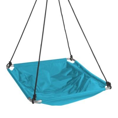 """Hangmatschommel Aqua Blauw """"Balance"""""""