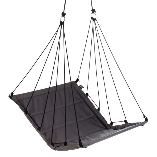 "Hangstoel Grijs ""Hang M High"" Outdoor Stof 495020"