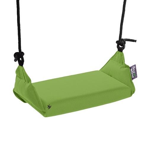 Kinderschommel Lime Groen Outdoor Stof 497004