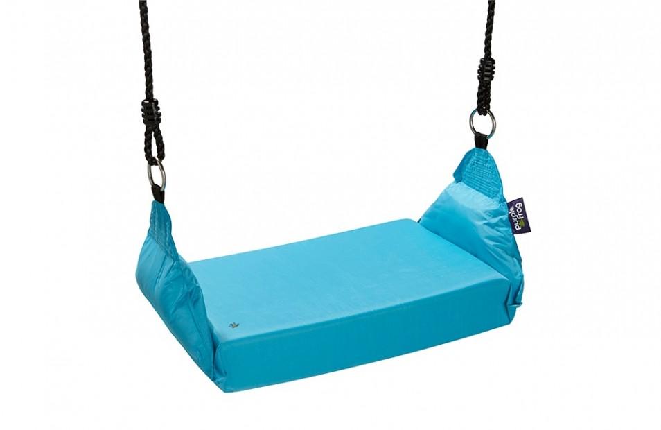 Schommel Aqua Blauw Outdoor Stof 497105