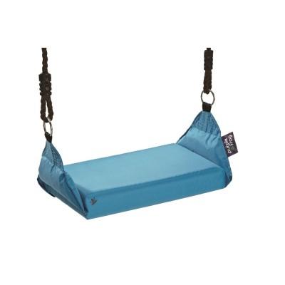Kinderschommel Aqua Blauw Outdoor Stof
