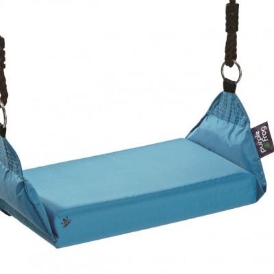 Kinderschommel Aqua Blauw