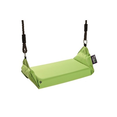 Kinderschommel Lime Groen Outdoor Stof