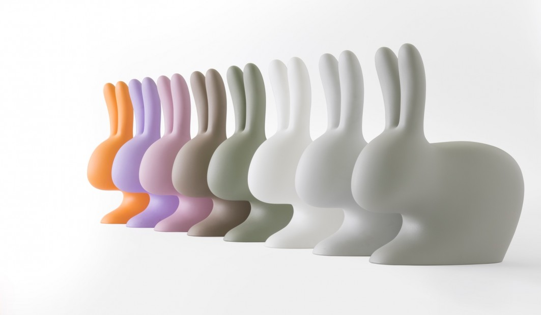 Qeeboo Rabbit Chair Rabbit Chair Big