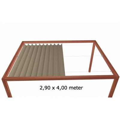 Harmonicadoek 2,90 x 4,00 meter