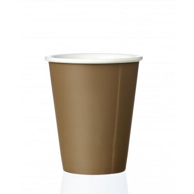 """Viva Scandinavia Papercup Koffiekop """"Laura"""" 0,2 L - Deep Forest"""