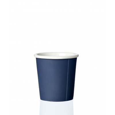 "Viva Scandinavia Papercup Espresso Kopje ""Anna"" 0,08 L Dark Ocean"