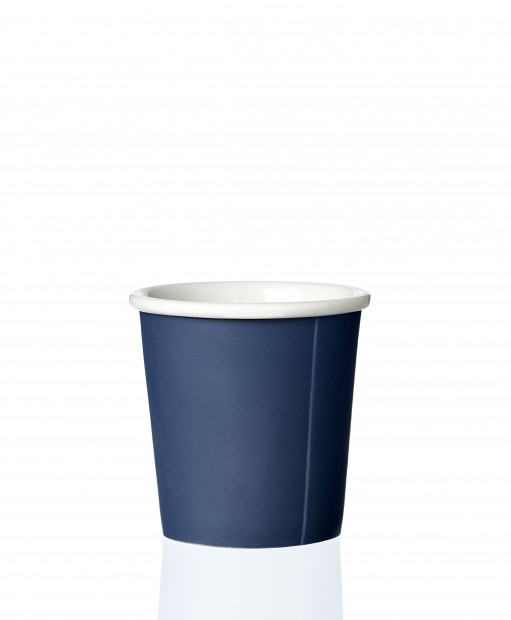 "Viva Scandinavia Papercup Espresso Kopje ""Anna"" 0,08 L Dark Ocean VS701513"