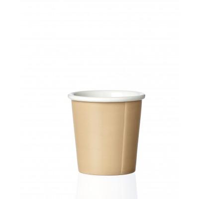 """Viva Scandinavia Papercup Espresso Kopje """"Anna"""" 0,08 L Warm Sand"""